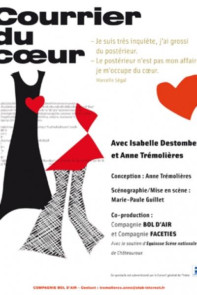 c2d93eb6e027 COURRIER DU COEUR - Essaïon Théâtre